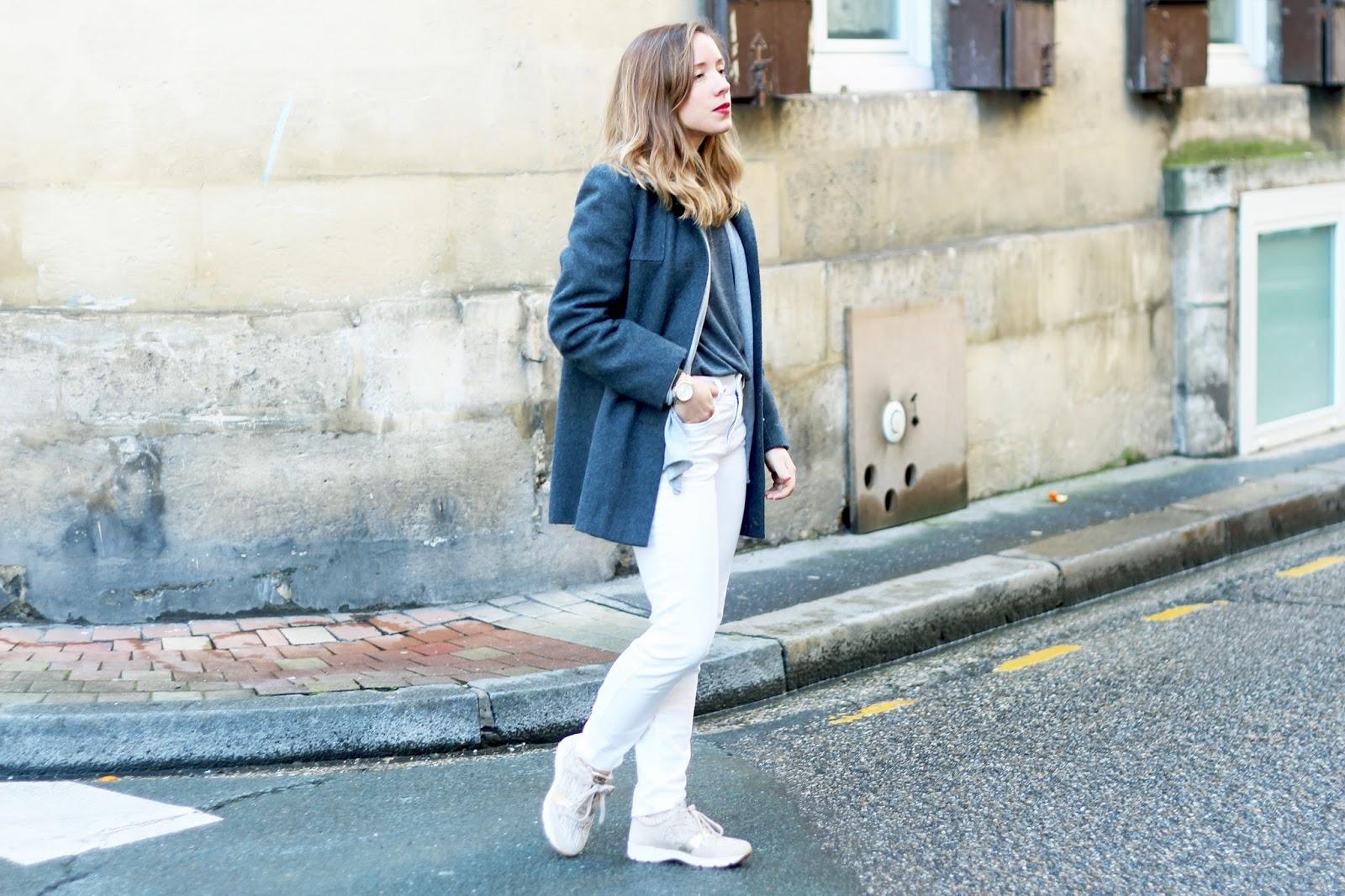 blog mode tenue hiver nuances gris