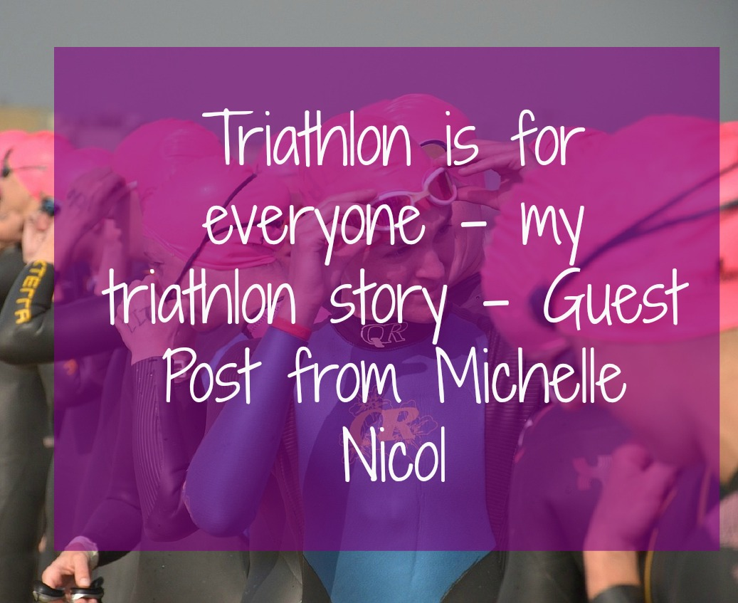 Triathlon is for everyone – My triathlon story