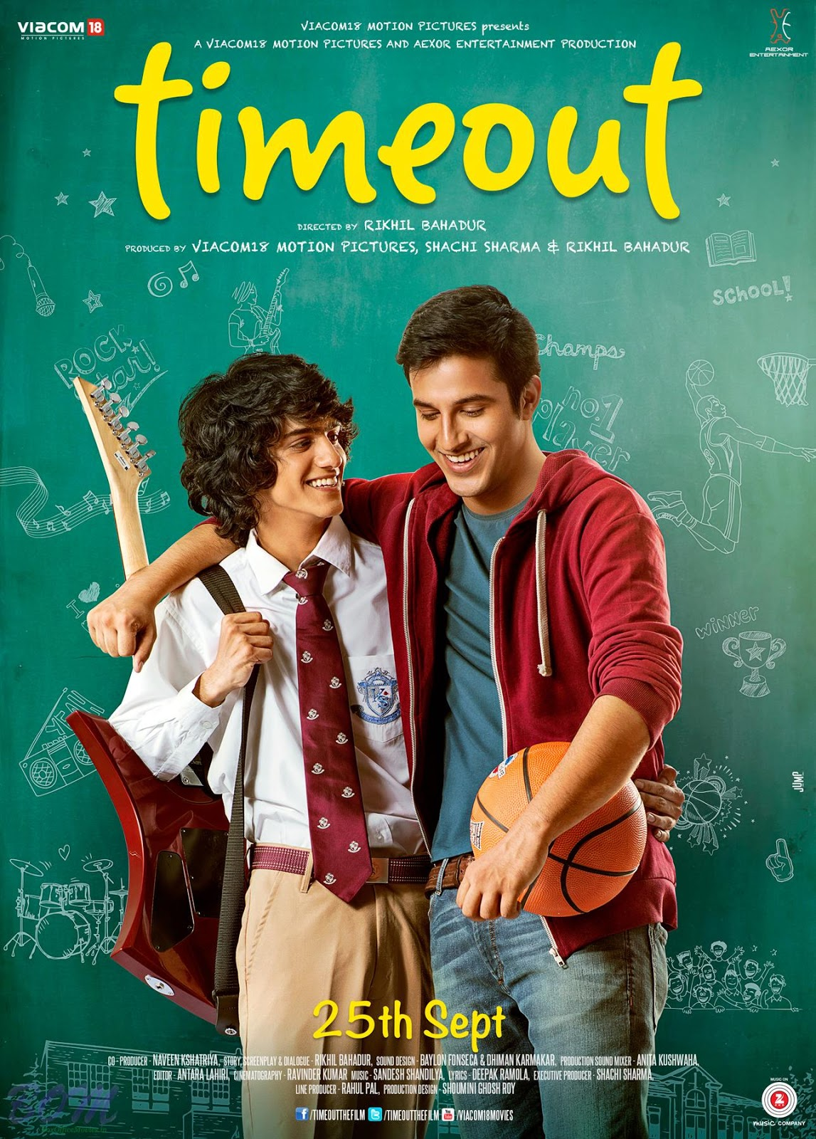 Time Out (2015) Hindi Movie Download In DVDRip HD