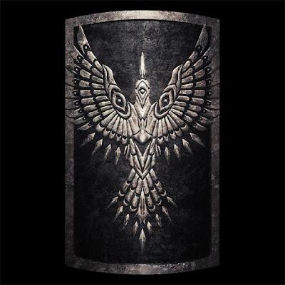 Um escudo que cairia bem num paladino.