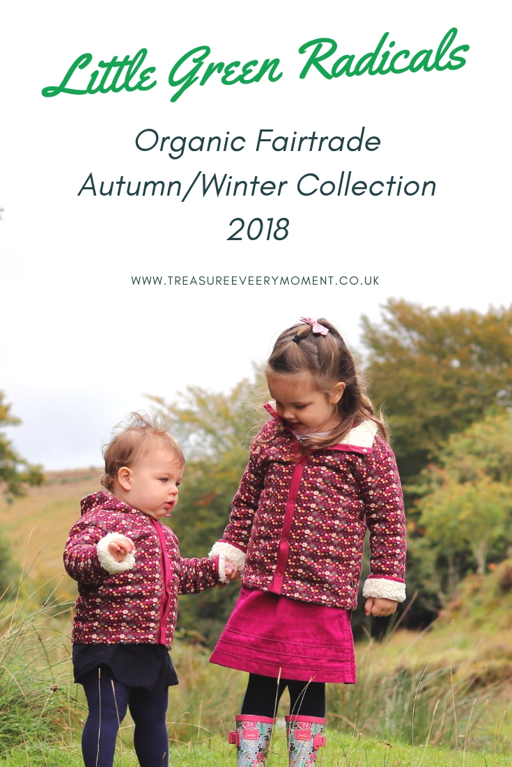 CHILDREN: Little Green Radicals Organic Fairtrade Autumn/Winter Collection