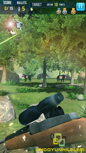 Shooting Master 3D v3.5 Hileli