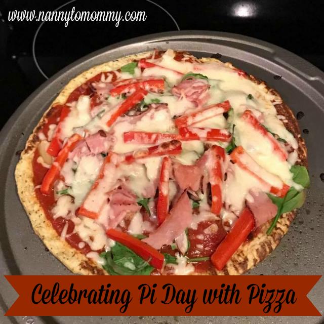 Pi Day Pizza Pie recipe -  Degustabox Review
