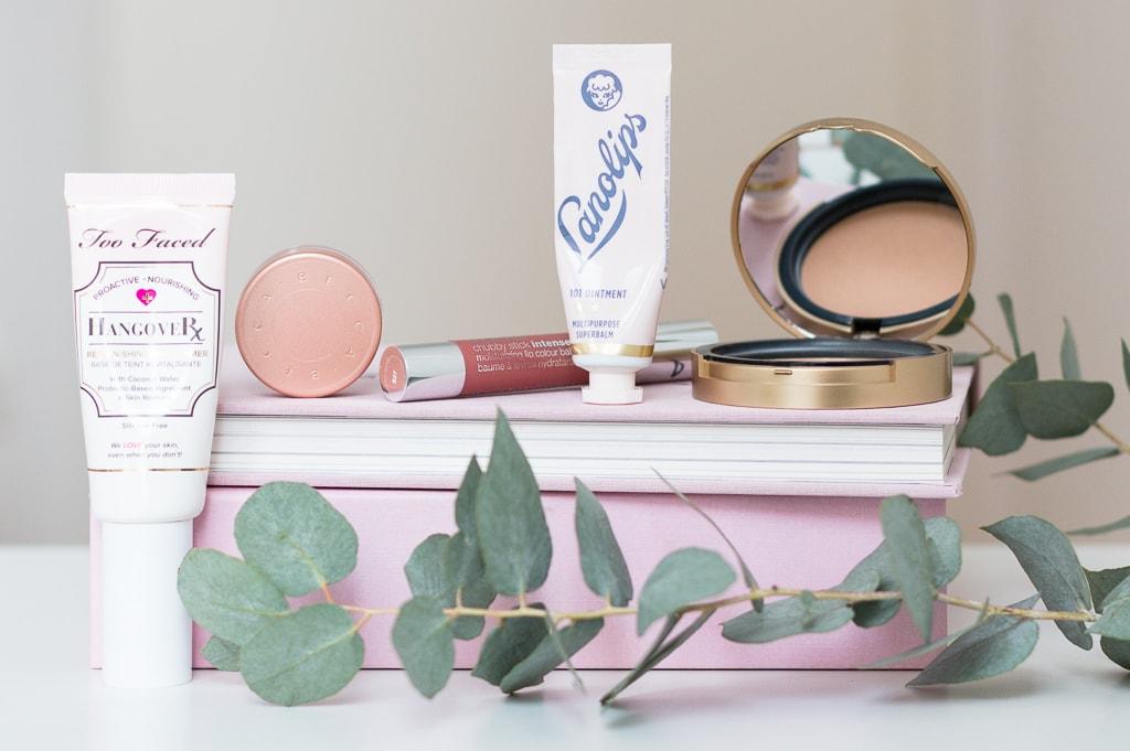 5 kurze Beautyproduktempfehlungen mit Too Faced, Becca, Clinique und Lanolips