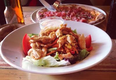 vagabondos restaurant yeniköy