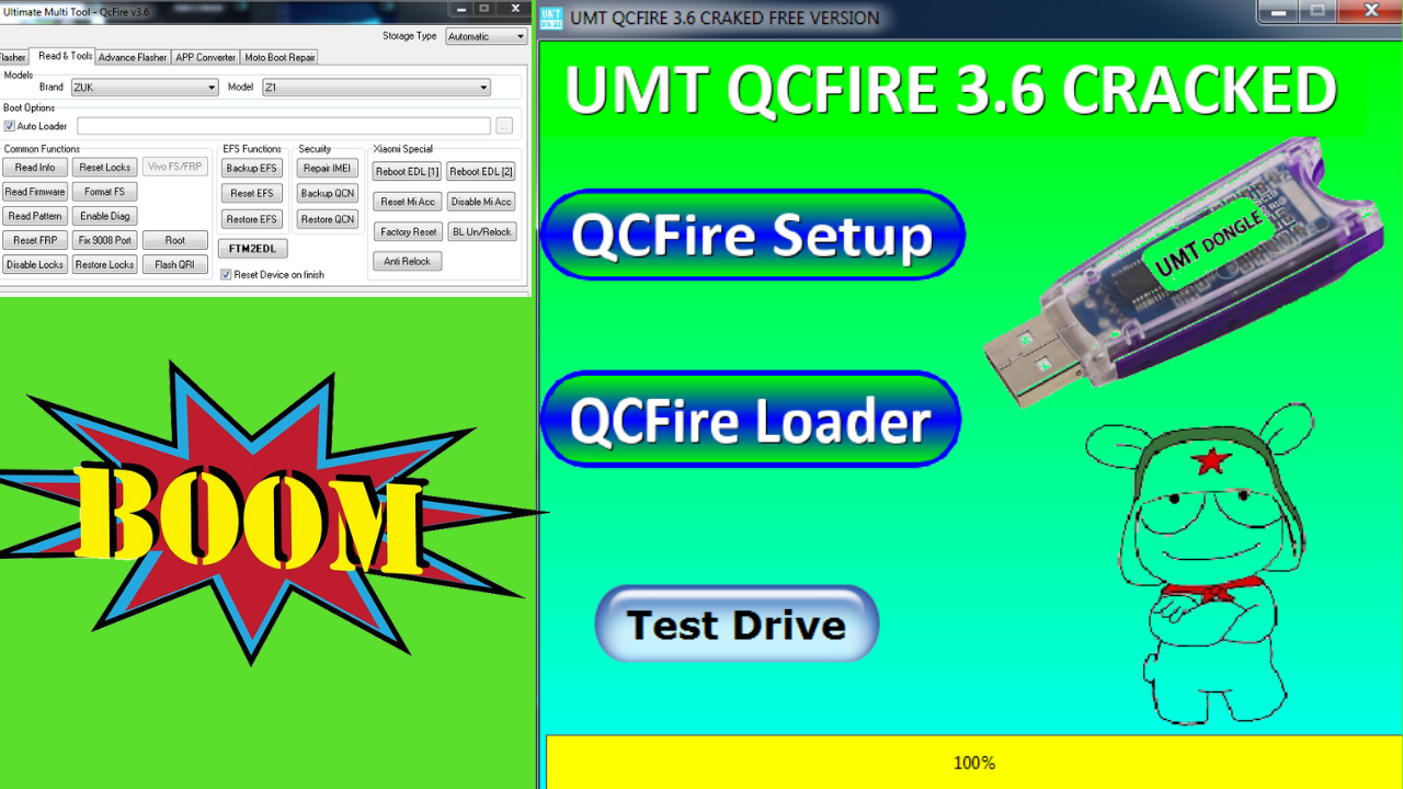 Ultimate Multi Tool Qc Fire 3.6 Cracked 2019 -Dwonload