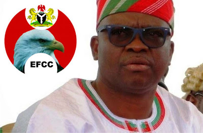 EFCC Goes After Fayose's Six Houses In Lagos & Abuja