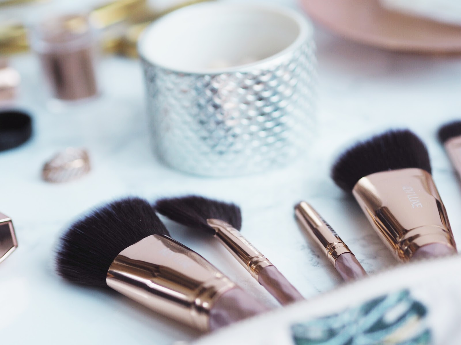 Indy Luxe Brushes Review