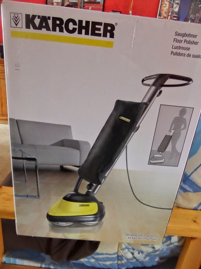 Madhouse Family Reviews Karcher Fp 303 Floor Polisher Review