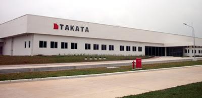Lowongan Kerja Jobs : Admin EXIM, Admin PPIC, IT Supervisor, Purchasing Staff Min SMA SMK D3 S1 PT Takata Automotive Safety Syatems Indonesia