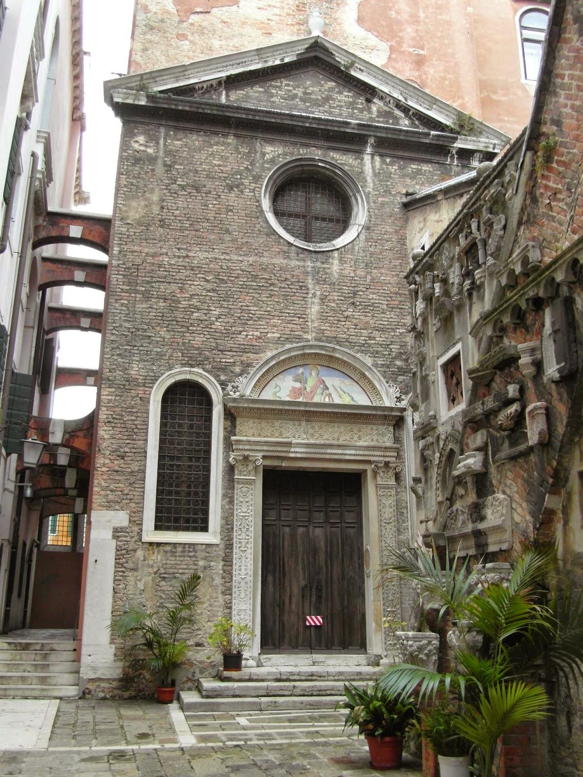 Church of San Teodoro, Venice