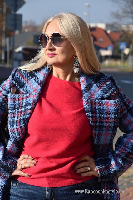 Orsay, Bonprix, Atmosphere, Mohito, Babooshkastyle, stylistka, over50pus,  blogerkamodowa, personalstylist, personalshooper, modnapolka, stylist