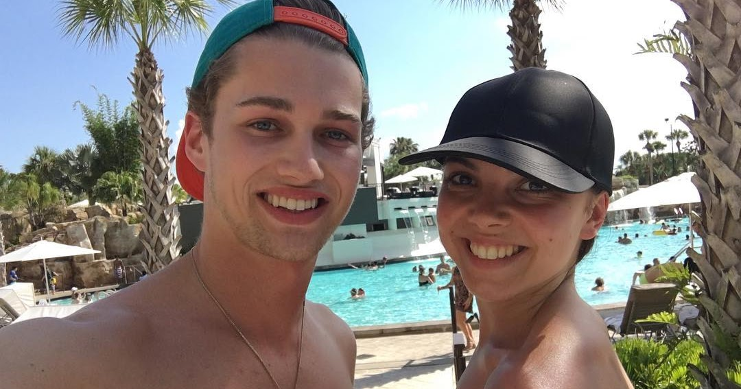 The Stars Come Out To Play: AJ Pritchard - New Shirtless