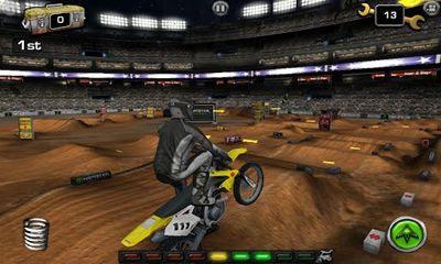Supercross Pro HD Offline Mod Unlimited Money
