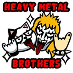 Heavy Metal Brothers