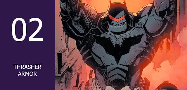 Macam-macam Bat-armor