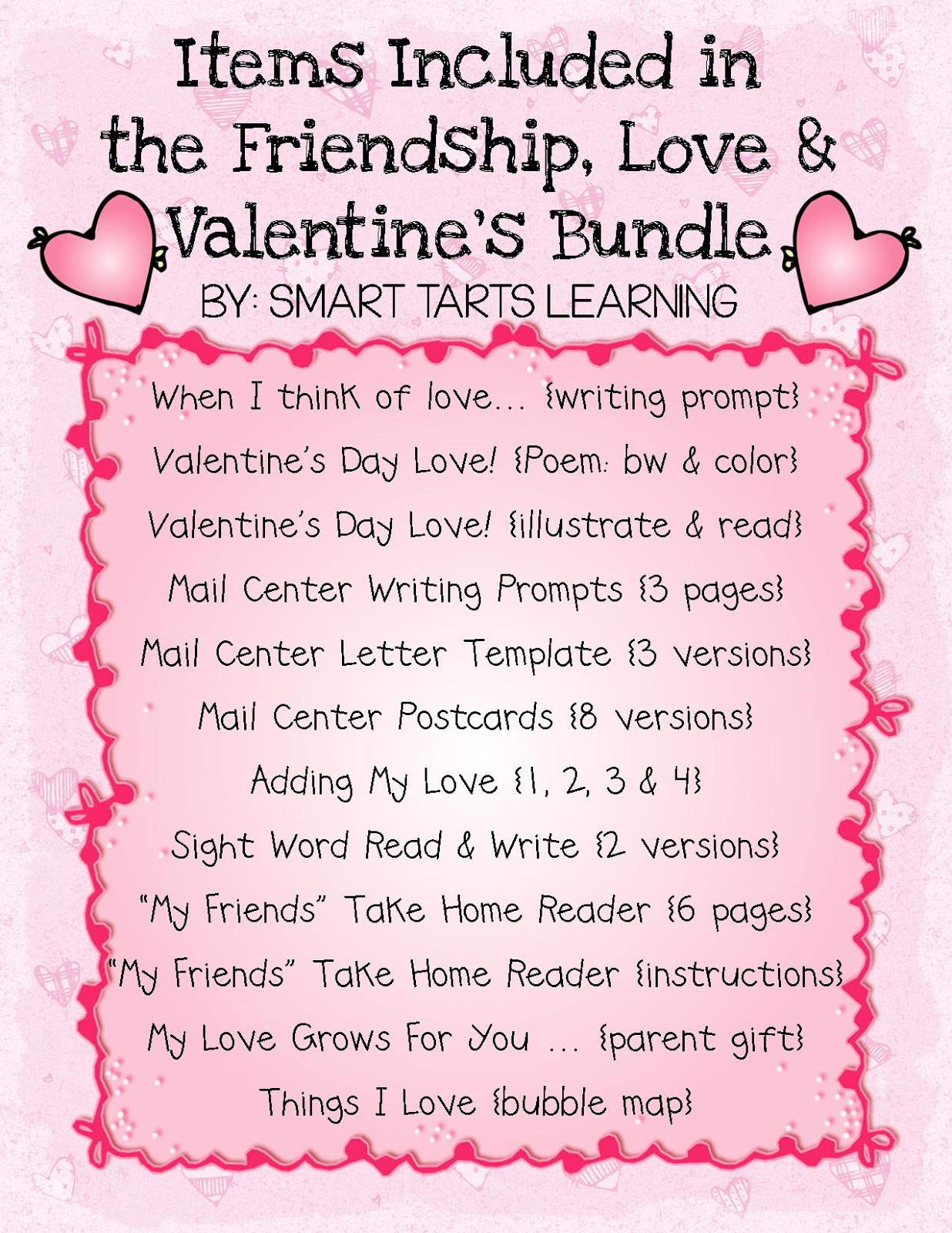 Smarttartslearning Things I Am Fond Of 3 Creating Printables