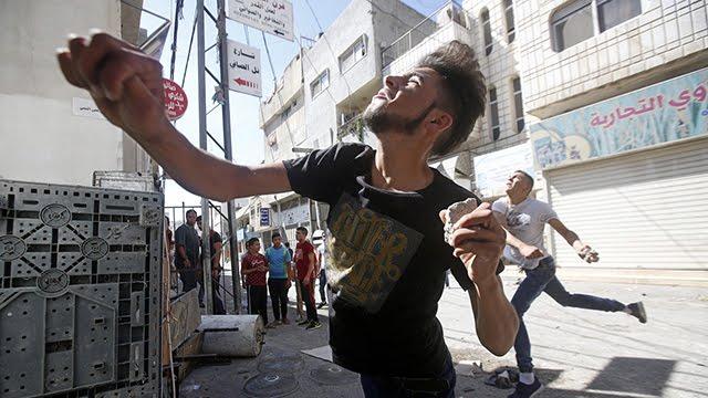 Turba árabe atacó a las FDI durante opeación anti terrorista