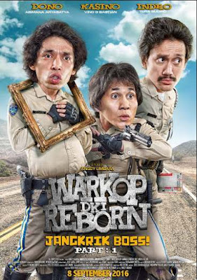 Galeri Film Indonesia Warkop DKI Reborn
