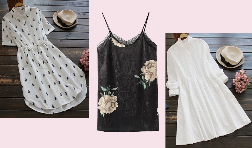 Spring Dresses at Zaful