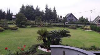 villa untuk weeding di lembang