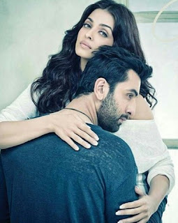 Aishwarya Rai Bachchan and Ranbir Kapoor hot