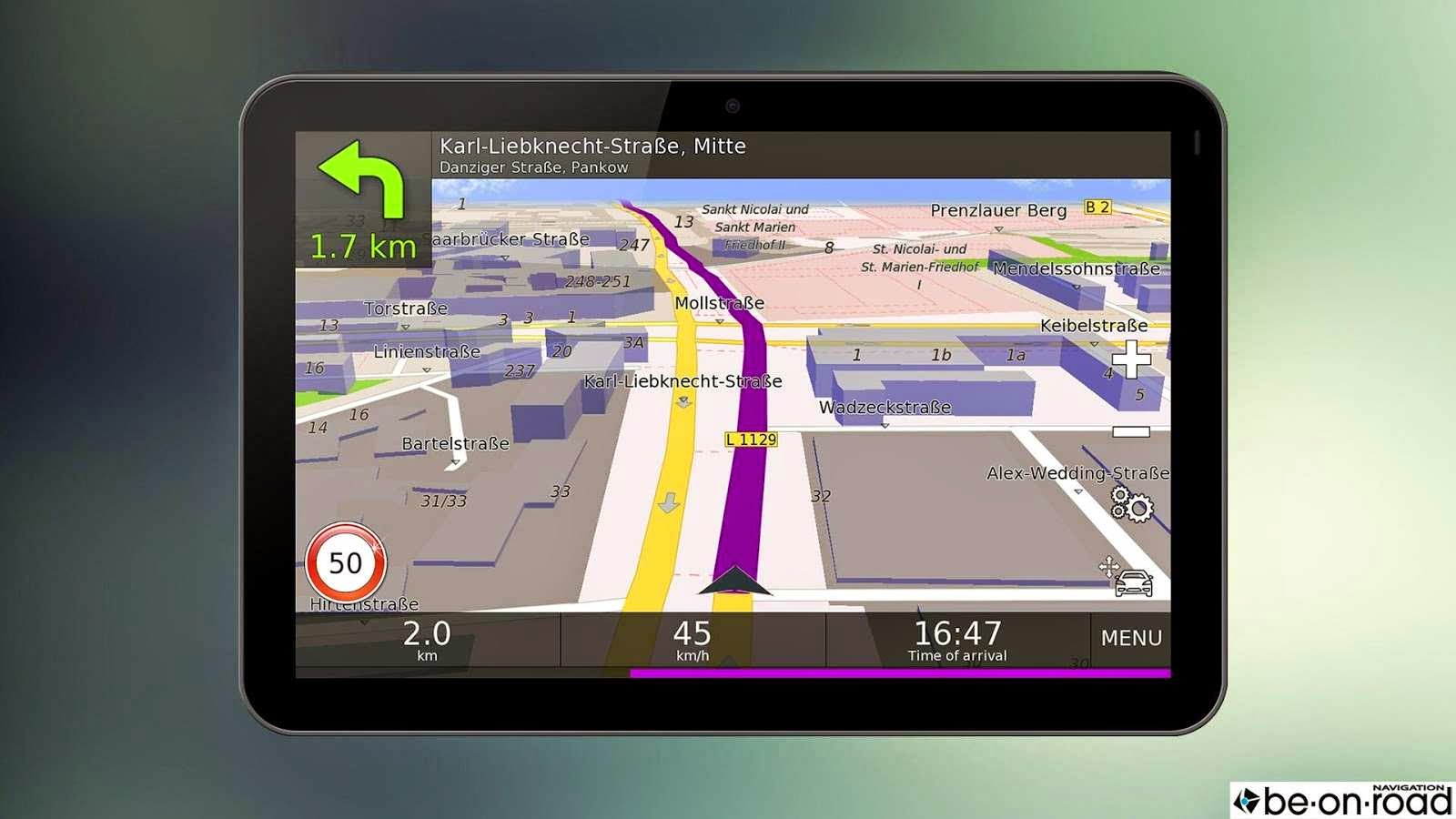 Android: Top 5 best GPS to replace Google Maps ~ DepoTech