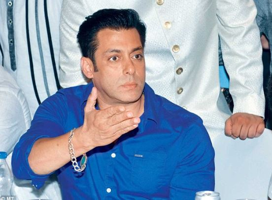 salman khan- back to bollywood
