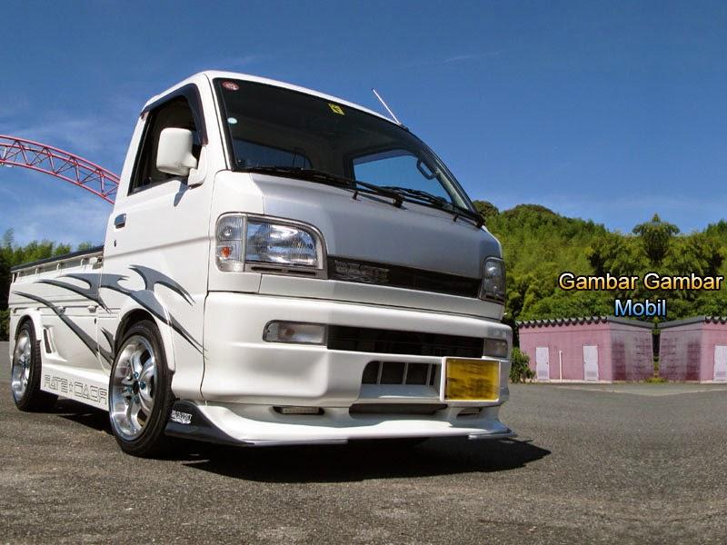 Modifikasi Mobil Pickup Daihatsu Grand Max | IndonesiAutosBlog
