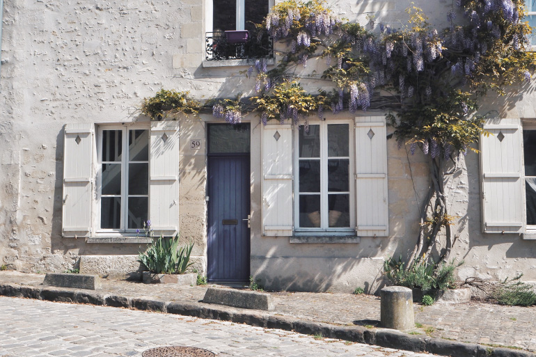 Village de Senlis près de Chantilly