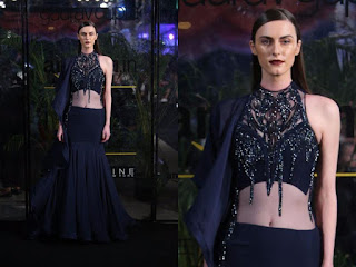 amazon indian fashion week photos