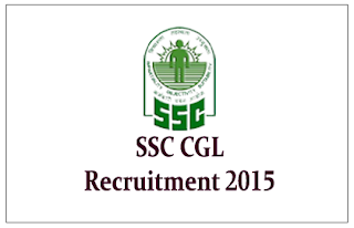 Important Information about SSC CGL Recruitment 2015