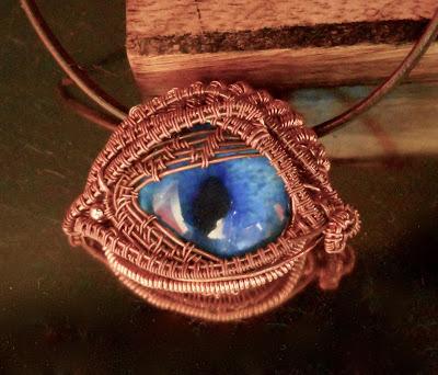 Dragon's Eye by Wind Dancer Studios