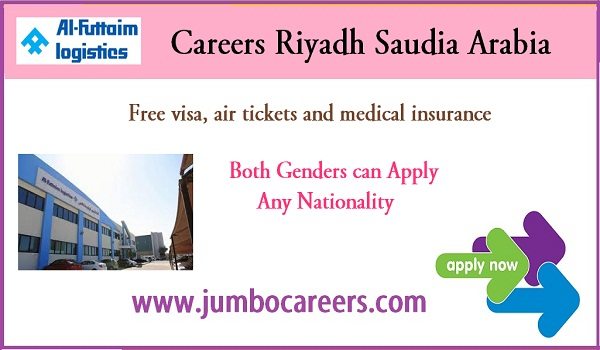 Saudi Arabian jobs for Indians, UAE jobs with salary and benefits,