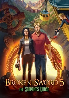 Broken Sword 5: The Serpent's Curse Episode 1 - PC (Completo)