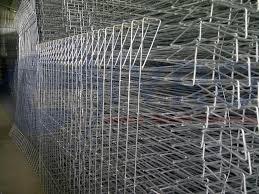 Pagar BRC Hotdip Galvanis Dan Electroplating Pabrik Jakarta