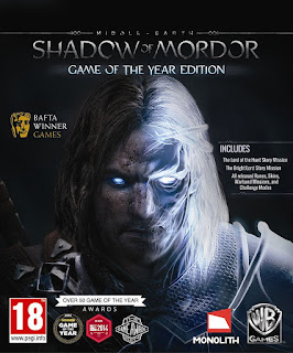 Middle Earth Shadow of Mordor Game of The Year Edition (PC) 2015