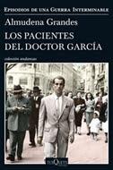Número 11: Los pacientes del doctor Garcia, de Almudena Grandes.