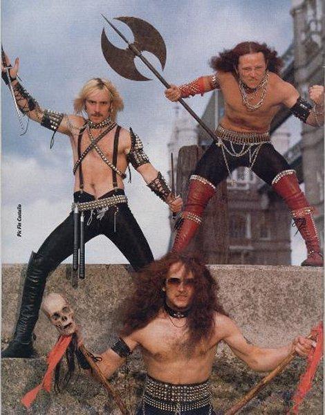 Essential Black Metal Listening: VENOM Black Metal