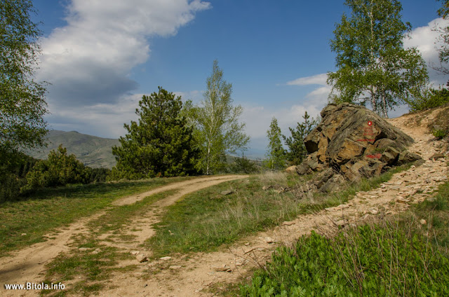 Neolica Hiking Trail, Bitola, Macedonia