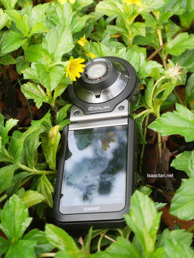 Casio EXILIM EX-FR100 Action Camera Review