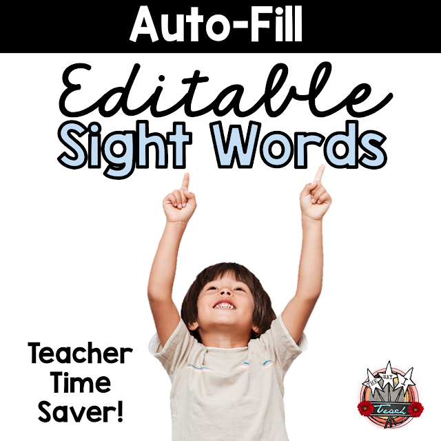 differentiating sight words