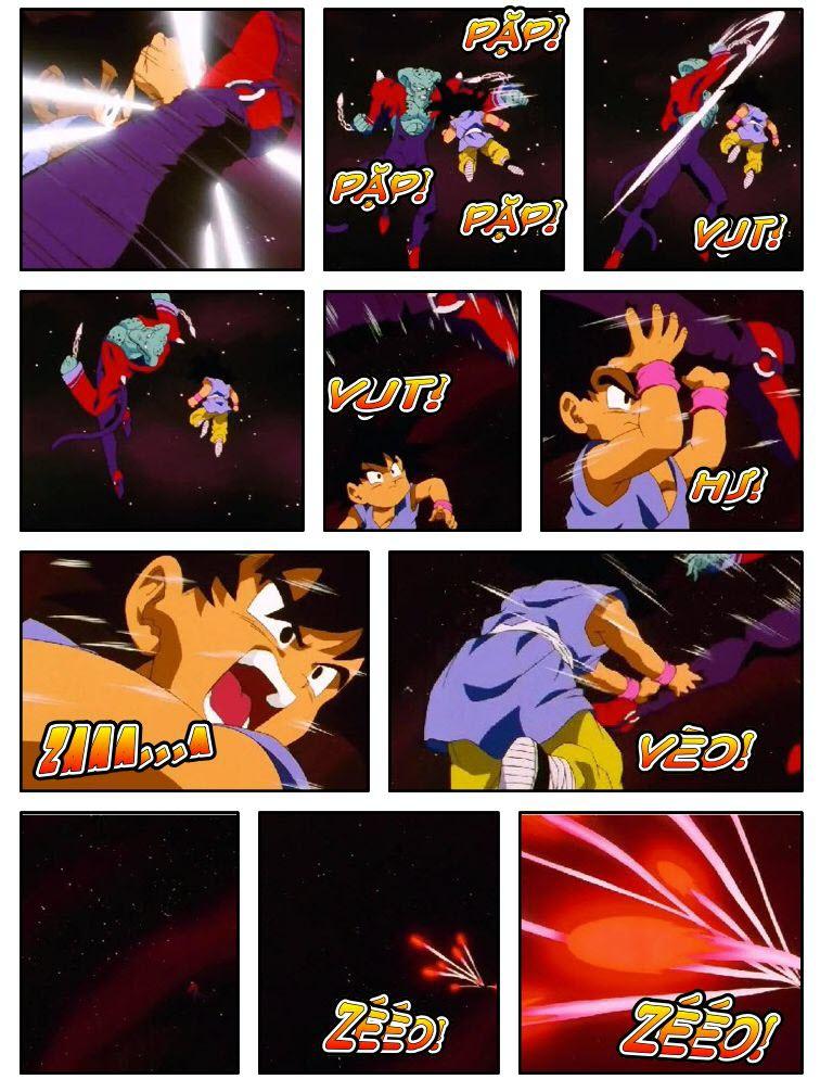 Dragon Ball GT chap 12 - Trang 13