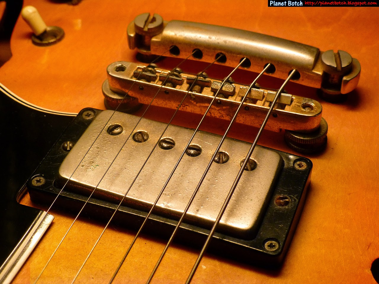 The Seymour Duncan JB Humbucker | Planet Botch