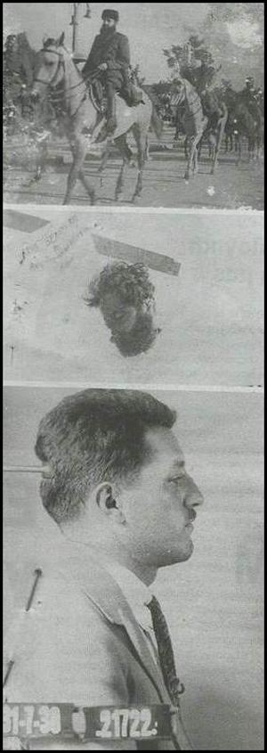 ΕΚΠΛΗΚΤΙΚΟ ΝΤΟΚΟΥΜΕΝΤΟ: Ο Άρης Βελουχιώτης με κοστούμι και ξυρισμένος σε απόρρητα αρχεία της Ασφάλειας (ΦΩΤΟ)