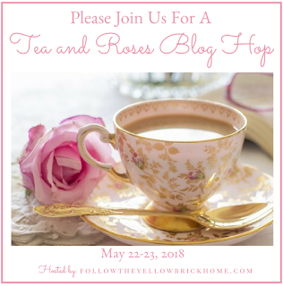 Tea and Roses Blog Hop and Amazon Gift Card Giveaway