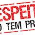 [EDITORIAL] A Política do Respeito