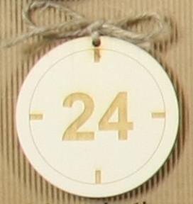 Zawieszki ze sklejki 24