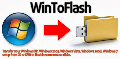 برنامج WinToFlash