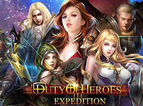 Duty of heroes Expedition Android Download